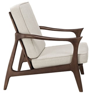 Danish Modern Style Candid Armchair