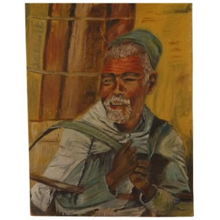 """""""Old Soul"""" Painting"""