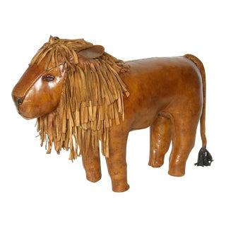 Dimitri Omersa Leather Lion