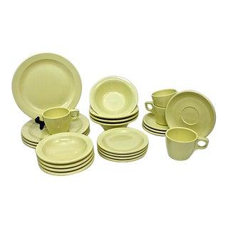 Vintage Boontonware Dinnerware - Service For 4