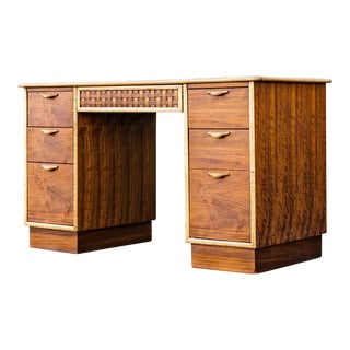 Lane Perception Mid-Century Modern Desk