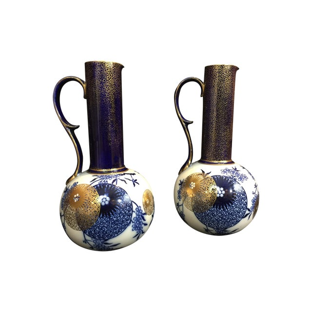 Doulton Burslem Pitchers - Pair - Image 1 of 11