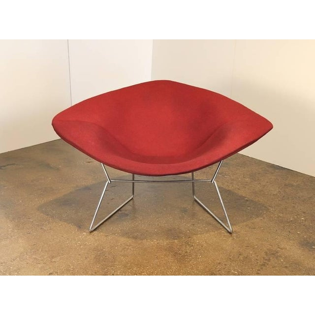 Vintage Large Bertoia Diamond Chair by Knoll - Image 10 of 10