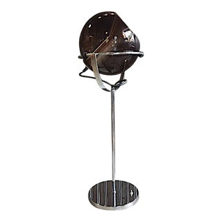 Space Age Orb Table Lamp
