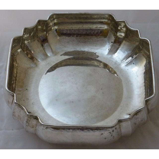 Vintage Hand Hammered Arts & Crafts Bowl - Image 4 of 11