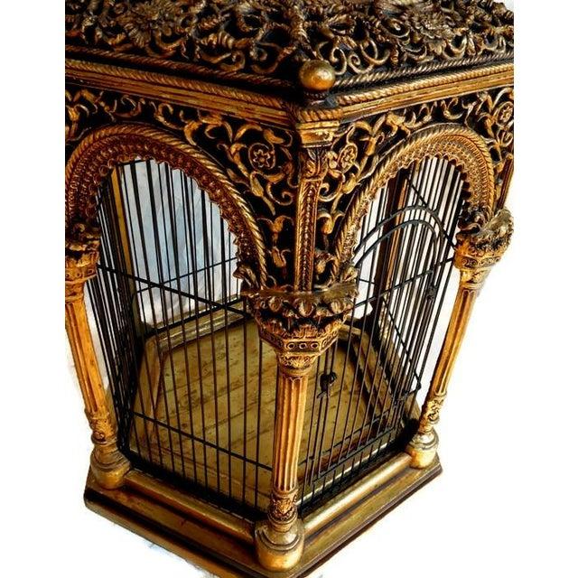 Gilded Birdcage - Image 2 of 6