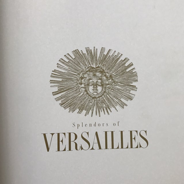 'Splendours of Versailles' Hardcover Book - Image 3 of 11