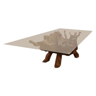Root Wood Dining Table