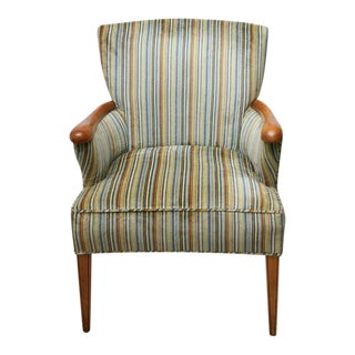 Heywood Wakefield Upholstered Chair, 1960s, USA
