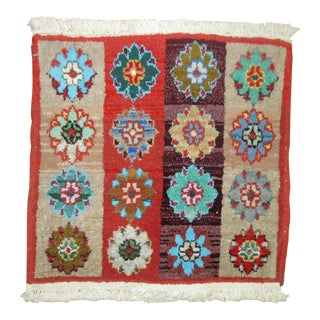Colorful Moroccan Rug Mat