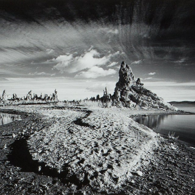 "1988 Robert Dawson Photograph ""Mono Lake"" - Image 2 of 3"