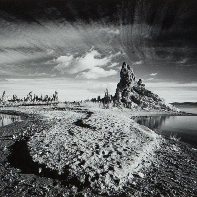 "Image of 1988 Robert Dawson Photograph ""Mono Lake"""