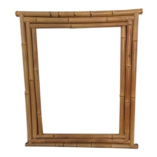 Bamboo Picture or Mirror Frame