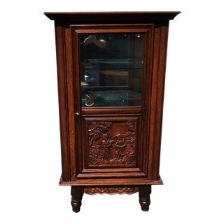 Antique 19th C French Renaissance Cabinet