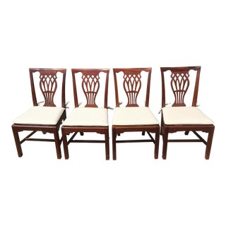 Baker Furniture Dining Chairs - Set of 4