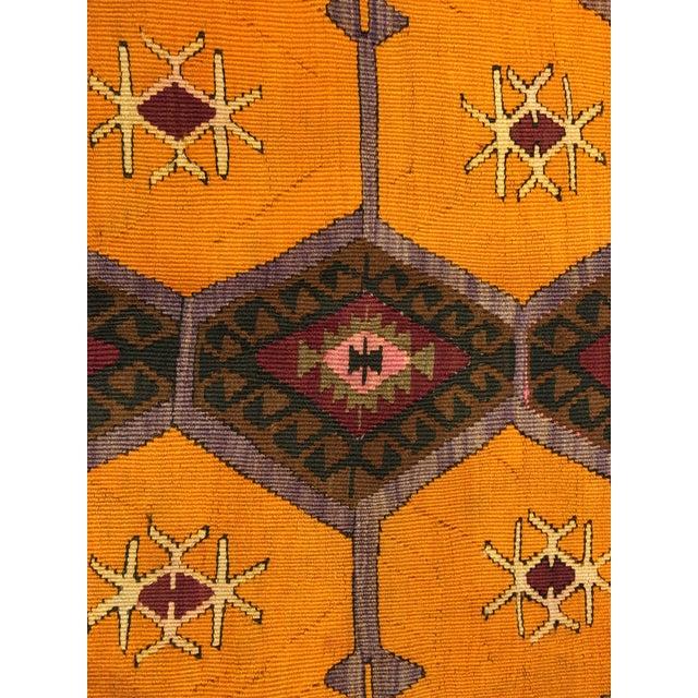 Vintage Turkish Kilim Rug- 5' x 12' - Image 7 of 10