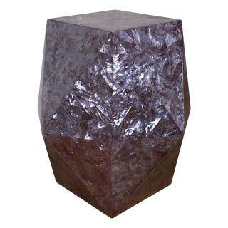 Tavola by Oggetti Tessellated Side Table