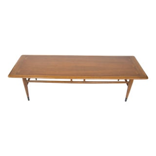 Lane Acclaim Mid Century Coffee Table