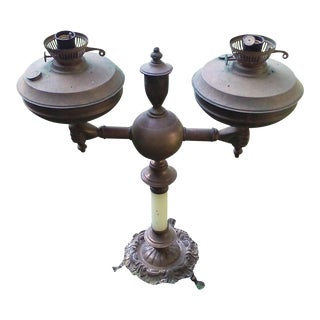 Decorative Brass Lamp