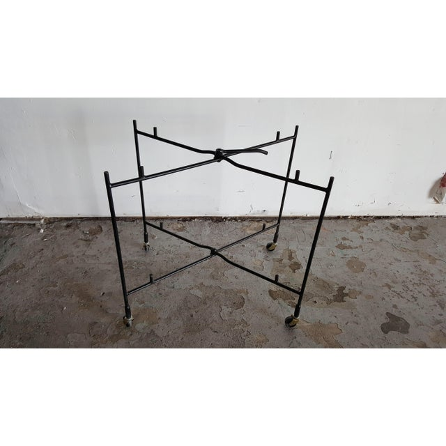 Atelje Glas & Tra Swedish Tea Cart - Image 8 of 11