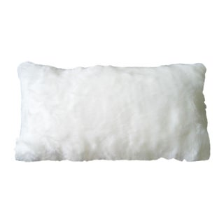 Lumbar Artic Faux Decorative Pillow