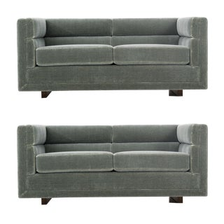 Pair of Edward Wormley Settees
