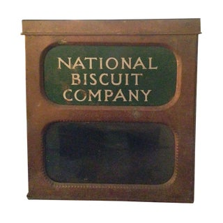 National Biscuit Tin Box