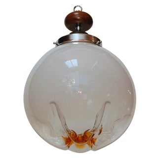 Mazzega Light Fixture