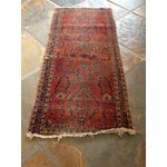 """Image of Vintage Red Persian Rug - 2' 7"""" x 5' 10"""""""