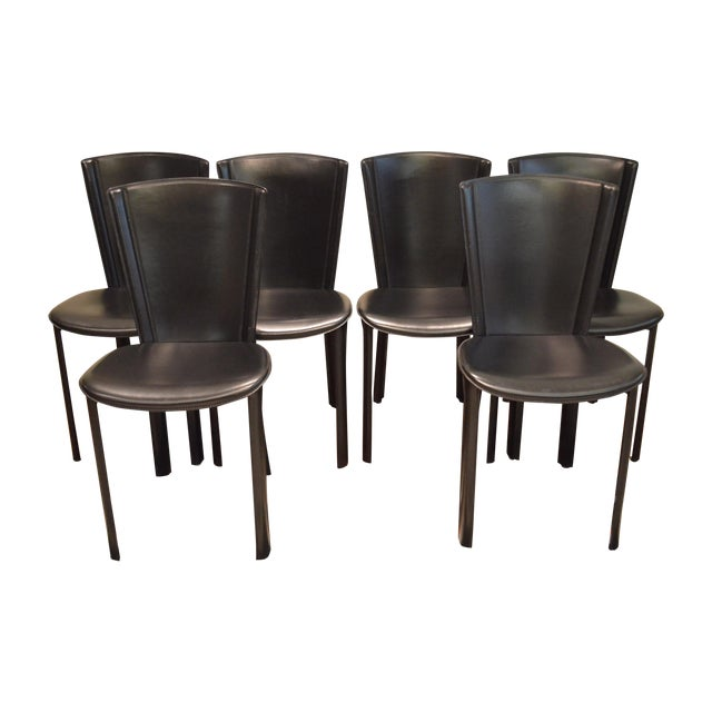 design within reach dining chairs set of 6 chairish