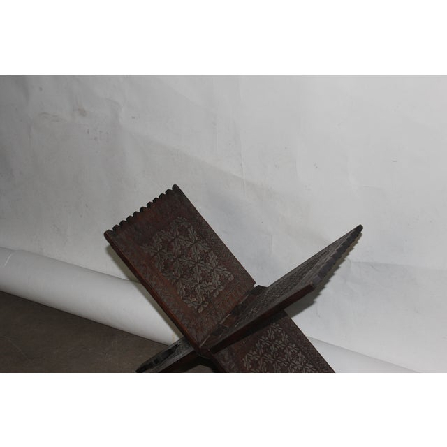 Image of X-Shape Folding Book Stand