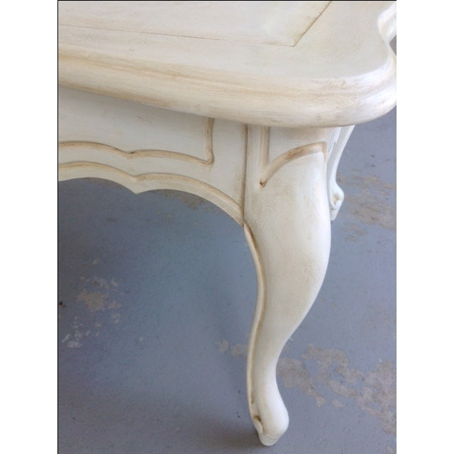 Vintage Shabby Chic Coffee Table - Image 3 of 3