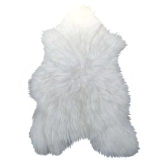 Icelandic Sheepskin Throw - 2′8″ × 4′4″