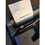 Image of Olivetti Mid-Century Typewriter