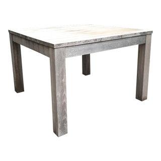 Restoration Hardware Outdoor Dining Table
