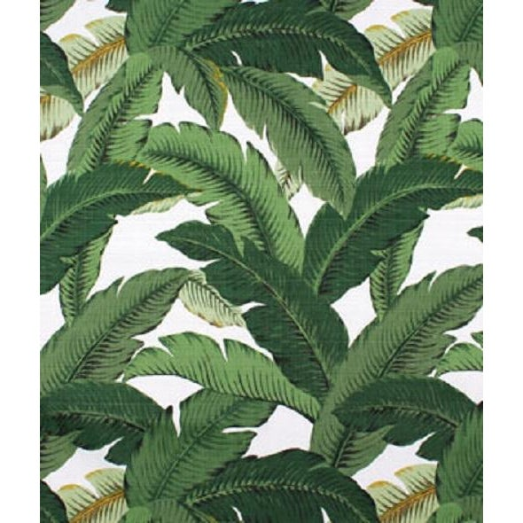 Image of Swaying Palms Rectangle Lumbar Pillows - Set of 4