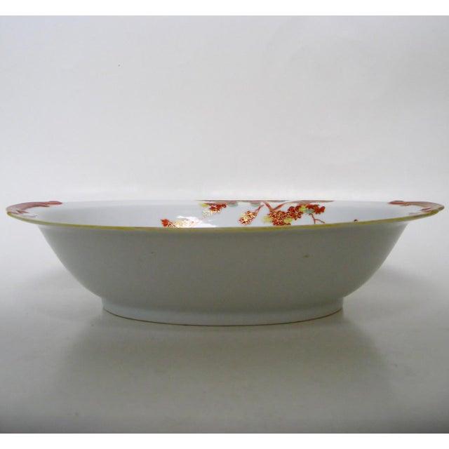 Japanese Porcelain Serving Bowl - Image 4 of 7