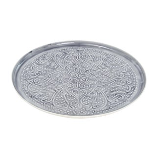 Gray Enamel Tray