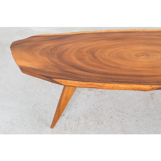 Live Edge Coffee Table - Image 5 of 11