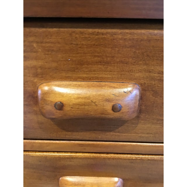 Image of 5-Drawer Chest on Chest