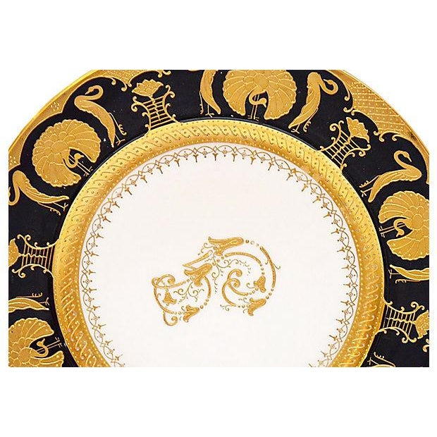 Gilt Decorated Chargers - Set of 11 - Image 3 of 5