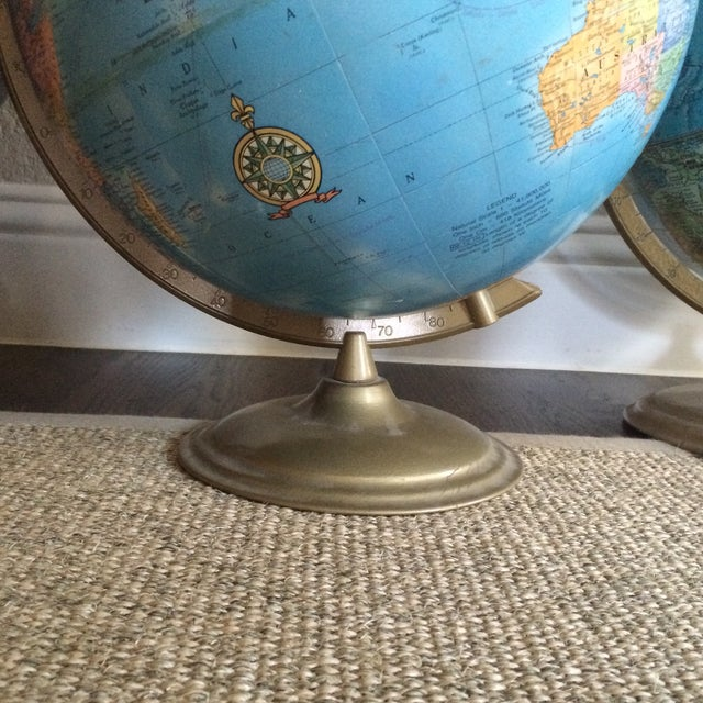 Mixed Group of Globes - Set of 3 - Image 8 of 10