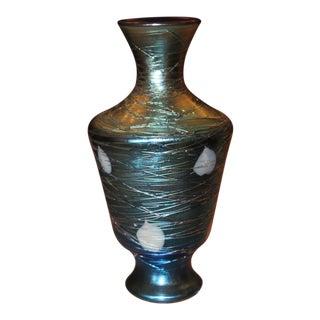 Durand Hearts & Vines Vase