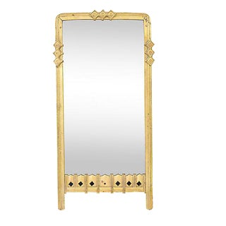 English Aesthetic Movement Table Mirror