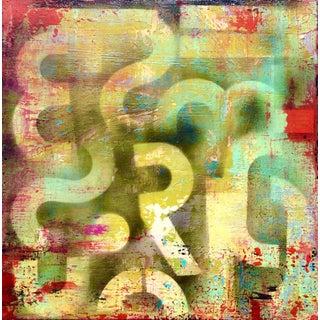 Graffiti Inspired Original Abstract Painting