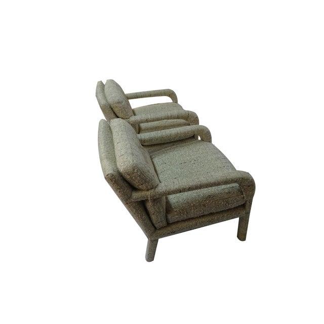 1970s Milo Baughman Parsons Chair - Pair - Image 3 of 7