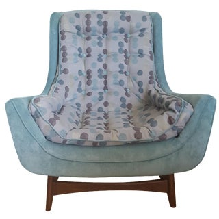 Adrian Pearsall-Style Mid-Century Lounger