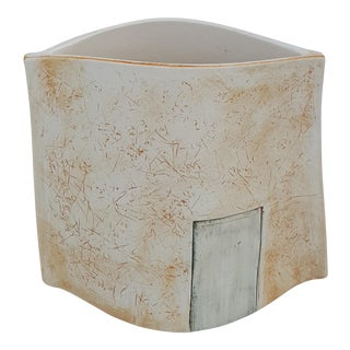 Jenkins Vintage Decorative Ceramic Vase