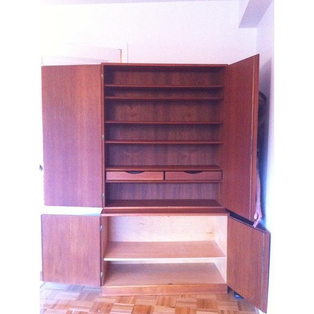 Image of Vintage 1950s Borge Mogensen Danish Modern Cabinet