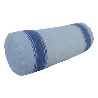 Antique Grain Sack Neck Pillow